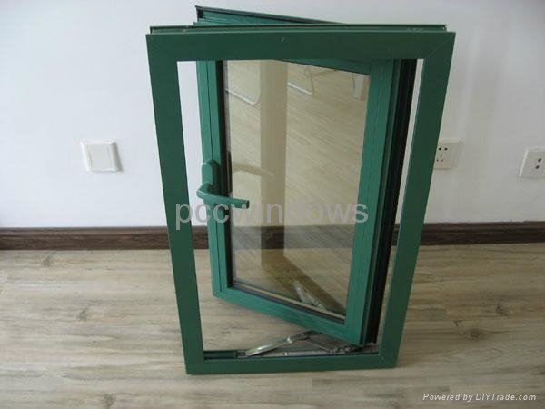 Aluminum Hinged Windows Wd 4005 Pccwindows China