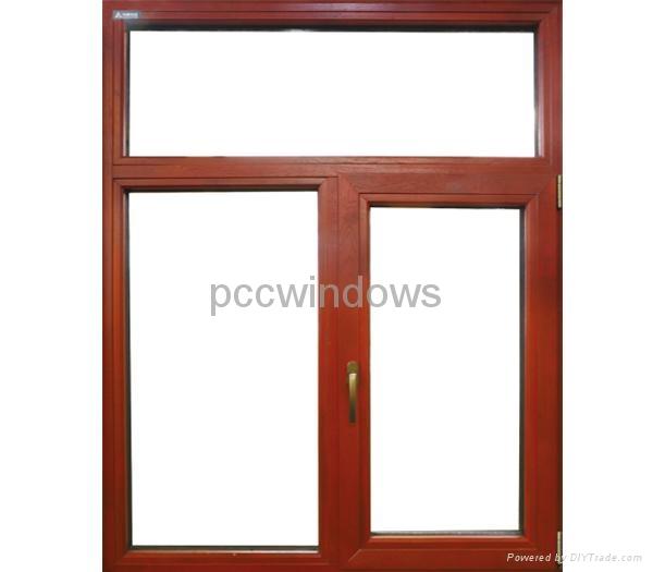 Top Hinged Windows : Aluminum hinged windows wd pccwindows china