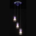 led modern pendant light for dining room