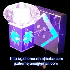 crystal led wall lamps indoor IHB2002