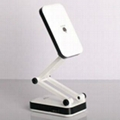 Led table lamp/Rechargeable foldable LED table Lamp with Calendar 2