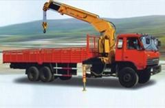 EQ1161FFJ CRANE TRUCK