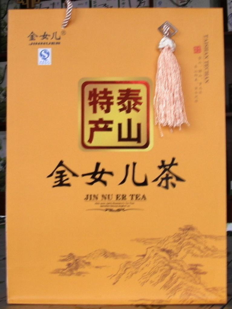 金女儿茶/50g*4 (中国 山东省 生产商)/茶叶