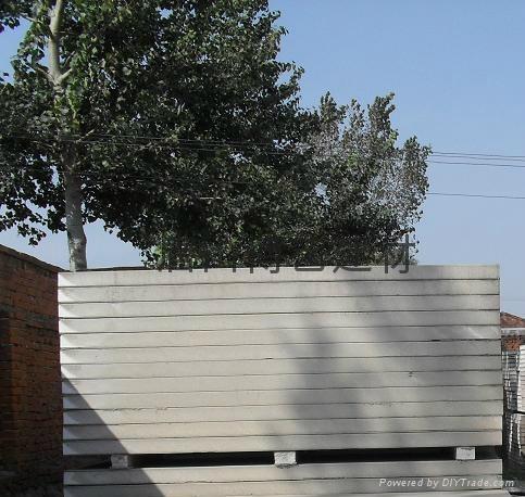 聚苯夾心輕質隔牆板 2
