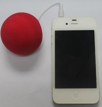 megaphone ball 1