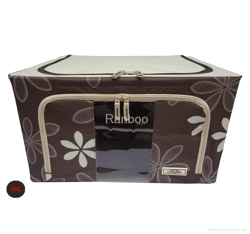 Home fabric storage box in oxford fabric 3
