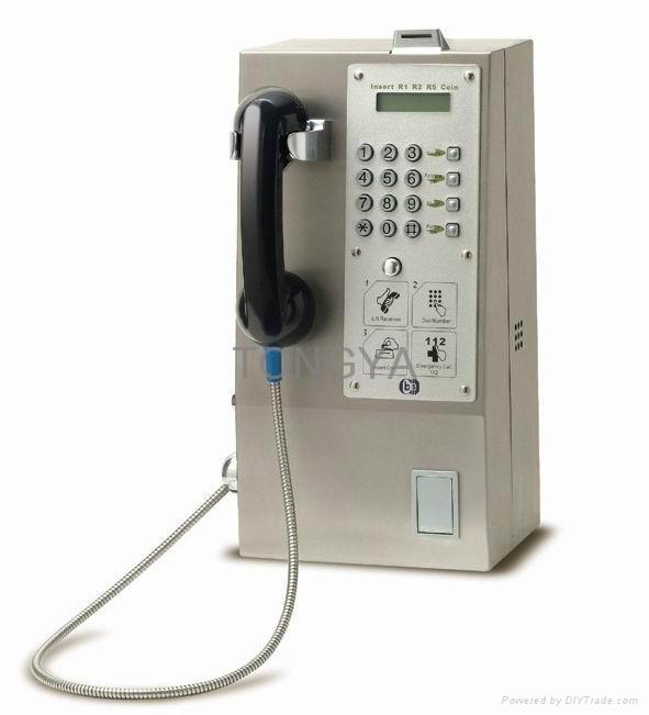 VoIP Payphone 1