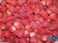 2012 IQF frozen strawberry
