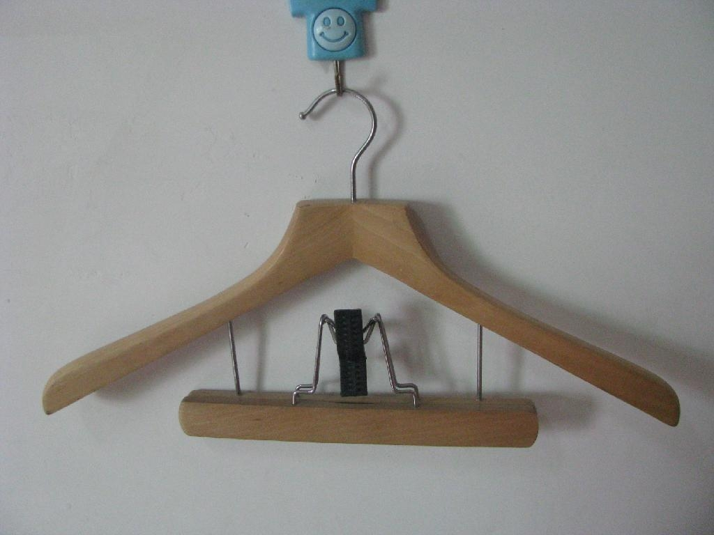 Multi wooden hanger 3