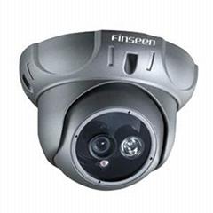 Real Megapixel HD SDI IR Array Dome Camera