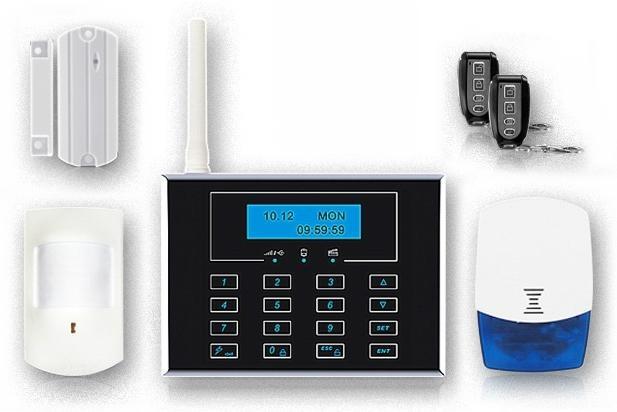 868MHz Touch keypad GSM Alarm System FS-AM221 1
