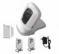 3G remote camera & combined alarm