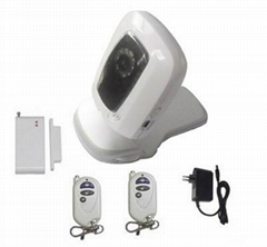 3G remote camera & combined alarm FS-G311