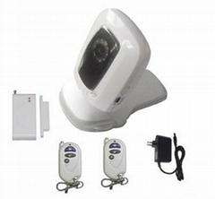 3G remote camera & combined alarm FS-G311