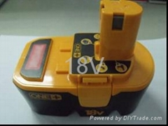 18V NI-CD SC1500mAh 电动工具用 电池包
