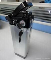 36V10AH lithium e-bike battery pack
