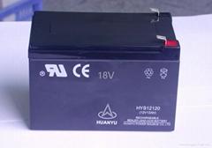 12V 24AHUPS用铅酸电池
