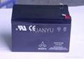12V12AHUPS鉛酸電池