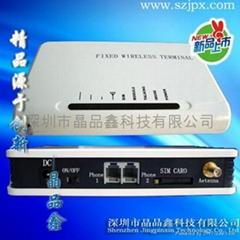 GSM全新工业模块无线固定台
