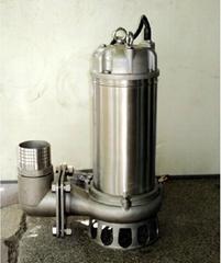潜水泵 25WF-0.25 全不锈钢排污泵