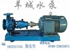 IS單級離心泵 50-32-125  臥式鑄鐵