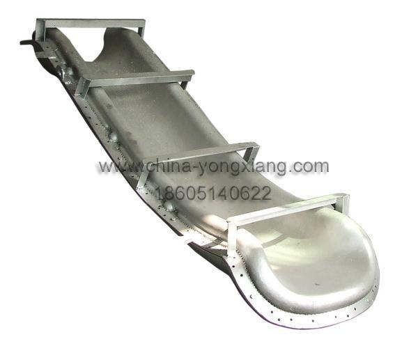 滑梯滾塑模具 1
