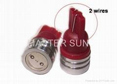 1w High Power T10 LED Auto Bulb Light