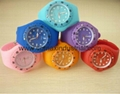 Toy Silicone fashion Watches