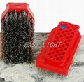 Diamond Steel Wire abrasive brush