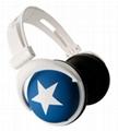 时尚大星星耳机
