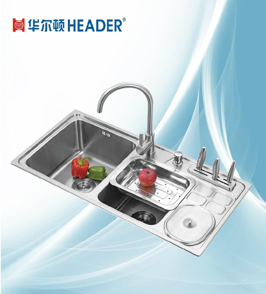Kitchen Sink 1
