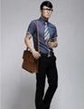 Luxury Business Mens Slimming Dress Shirt 2