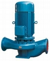 ISG single-stage single-suction centrifugal pump