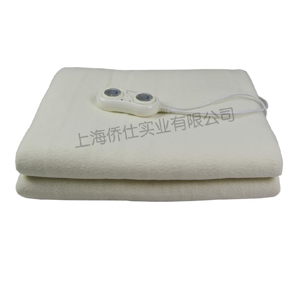 羊羔绒电热毯 3