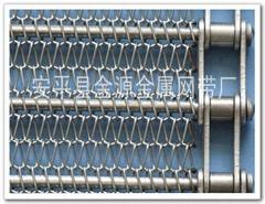 金屬鏈條輸送帶