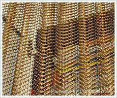 不锈钢装饰窗帘网