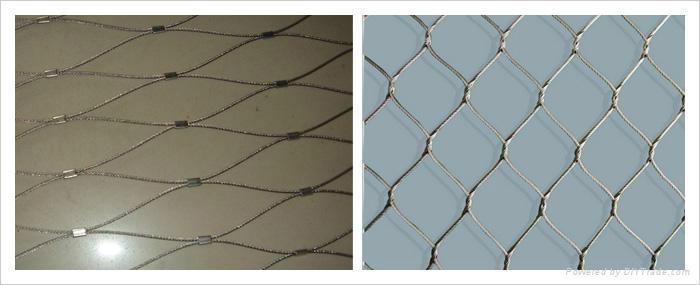不锈钢装饰窗帘网 4