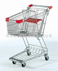 超市手推车(亚式)