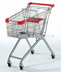超市手推車(歐式)