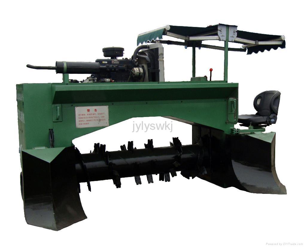 Compost machine 1
