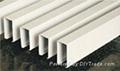 aluminum square tube ceilling tiles