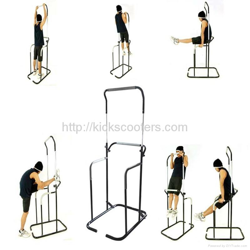 manufacture single pull up bar chin up bar weight lifting km b003