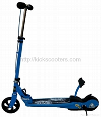Kick Go Scooter (no motor required)