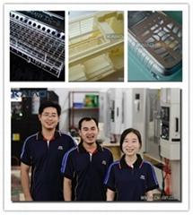 CNC mockup rapid prototyping