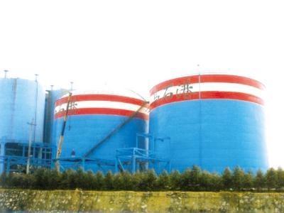 山東大型鋼板倉 1