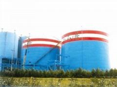 山東大型鋼板倉
