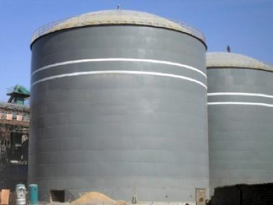 山東大型鋼板倉 3
