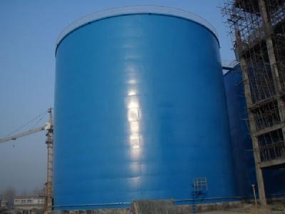 山東大型鋼板倉 5