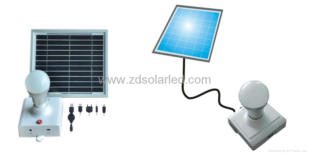 Awesome Solar Panel With Led Light Part - 3: :Solar Panel Led Bulb, Portable Led Solar Light Bulb,led Solar Bulb 1 ...