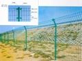 铁网护栏 2